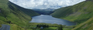 located close to the reservoirs of Talla, Fruid and Megget
